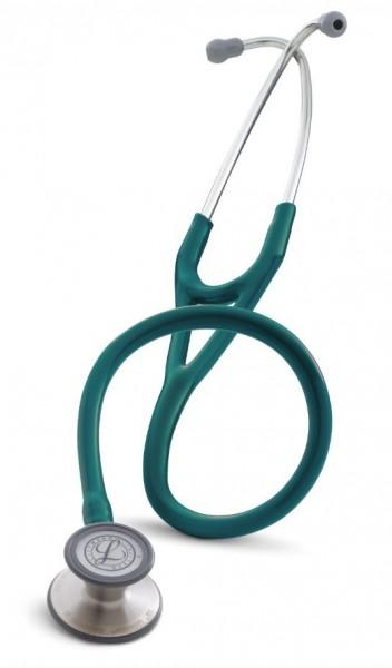 Stetoscop 3M Littmann Cardiology III Albastru Caraibe 3138 + Gravare gratuita + Acces aplicatie