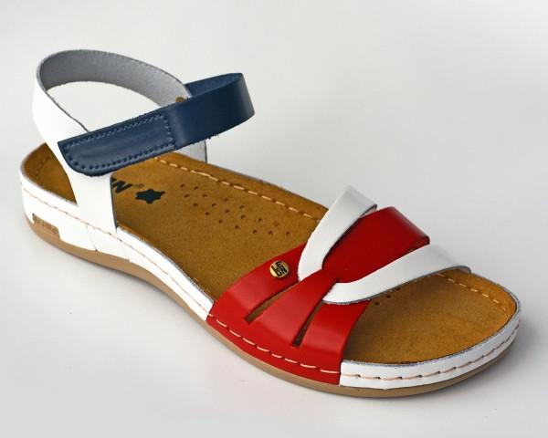 Sandale ortopedice pentru dame Leon 961 in 3 culori