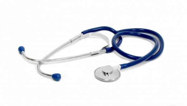 Stetoscop cu capsula simpla Doctorland - Albastru