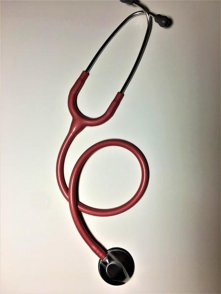 Stetoscop 3M Littmann Master Classic II Rose perlat, Editie Jubileu 2643 + Gravat gratuit + Acces ap