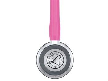 Stetoscop 3M Littmann Cardiology IV Roz trandafiriu 6161 + Gravat gratuit + Acces aplicatie sunete