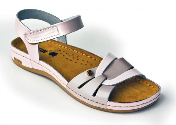 Sandale ortopedice pentru dame Leon 961 Perla