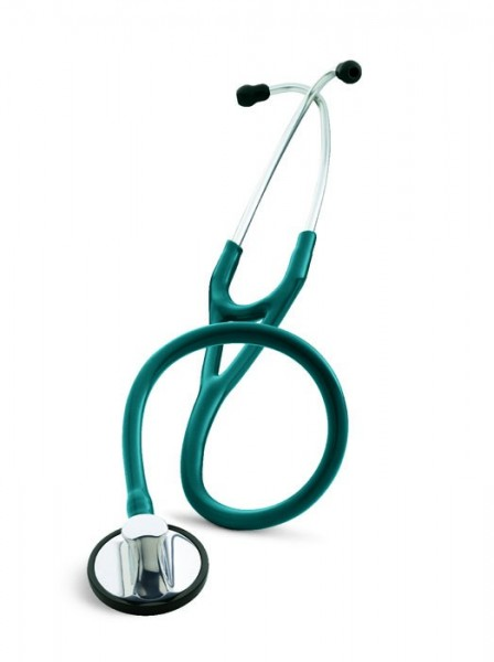 Stetoscop 3M Littmann Master Cardiology Albastru Caraibe 2178 + Gravat gratuit + Acces aplicatie su