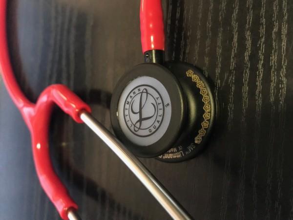 Stetoscop 3M Littmann Classic III REGRAVAT+ 2 Cd-uri educationale