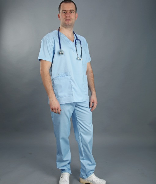 Bluza costum chirurgical Teilor