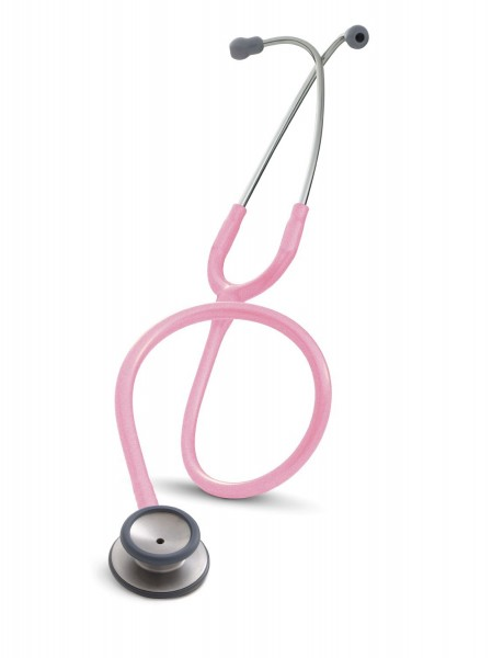Stetoscop 3M Littmann Classic II SE Roz Perlat 2817 + Gravat gratuit + Acces aplicatie sunete