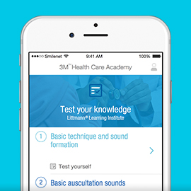 Aplicatie_3M_Littmann_Learning_Institute_app