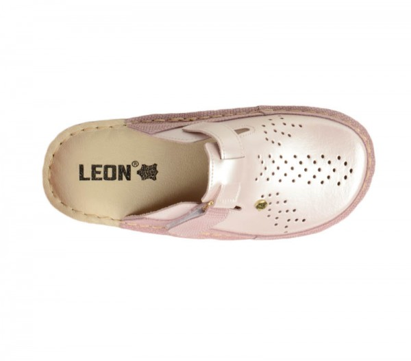 Saboti ortopedici pentru dame Leon 261 Perla