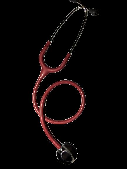 Stetoscop 3M Littmann Master Classic II Rose perlat, Editie Jubileu 2643 + 2 Cd-uri educationale